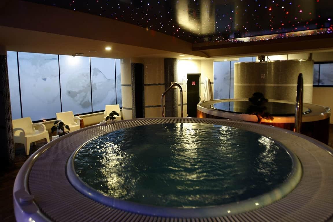hotel con spa en Zaragoza