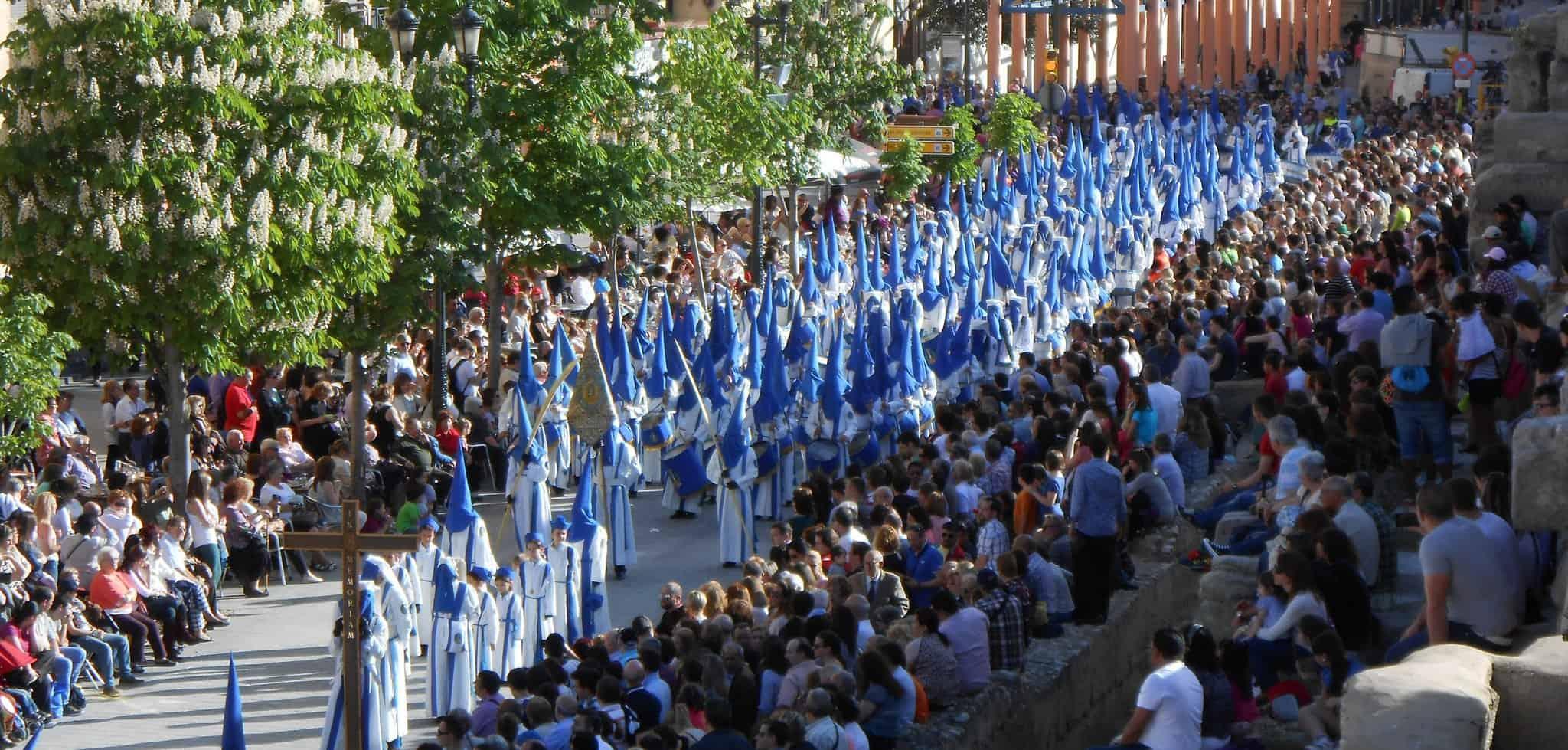 Semana Santa en Zaragoza: fiesta de referencia nacional