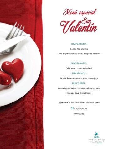 san valentin en zaragoza